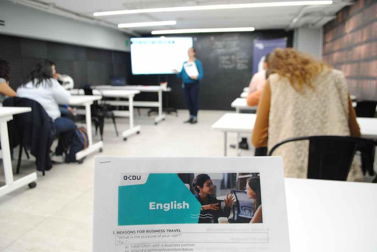 Opciones para aprender ingles