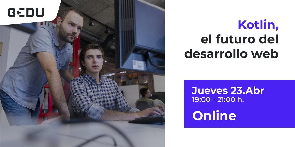 Clase online gratuita de programacion con Kotlin