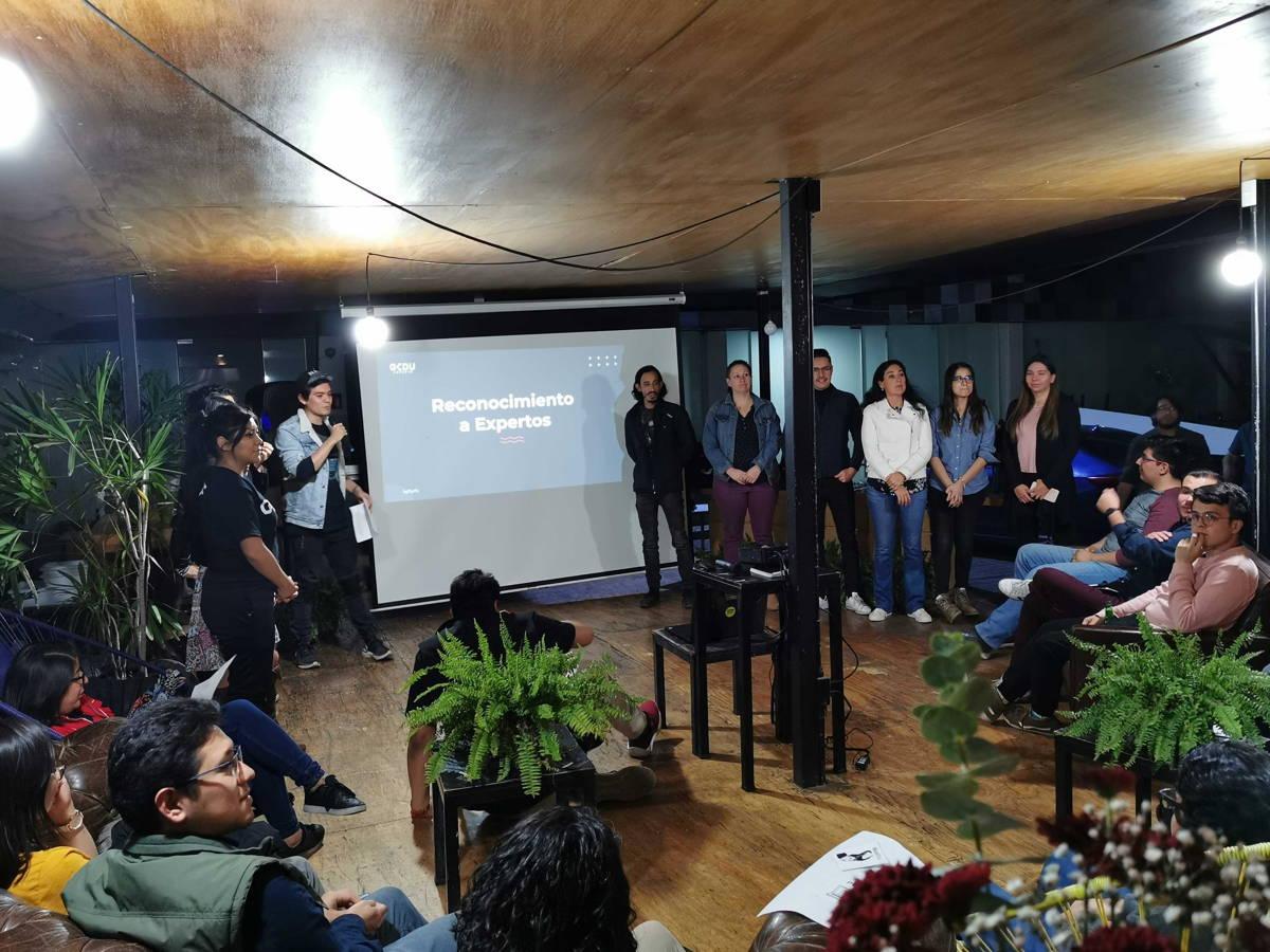 Cultura BEDU evento Expertos